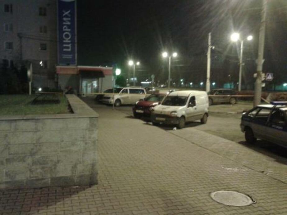 """Около гостиницы """"Калининград"""" стреляли в мужчину - Новости Калининграда"""