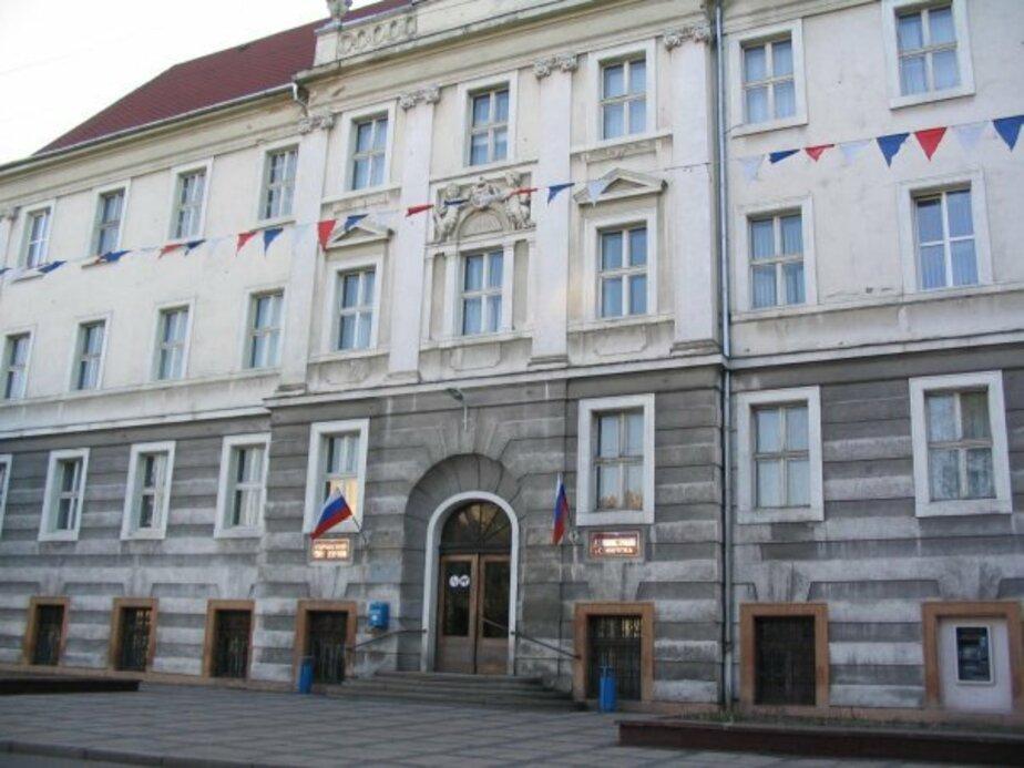 Сити-менеджеру Советска все же придется вернуть в бюджет незаконную премию в 400 тыс- - Новости Калининграда