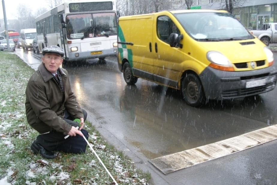 Эксперт- Шумовые полосы в Калининграде не соответствуют ГОСТу - Новости Калининграда