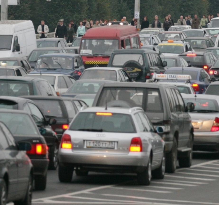 В Калининграде транспортную схему доработают к марту - Новости Калининграда
