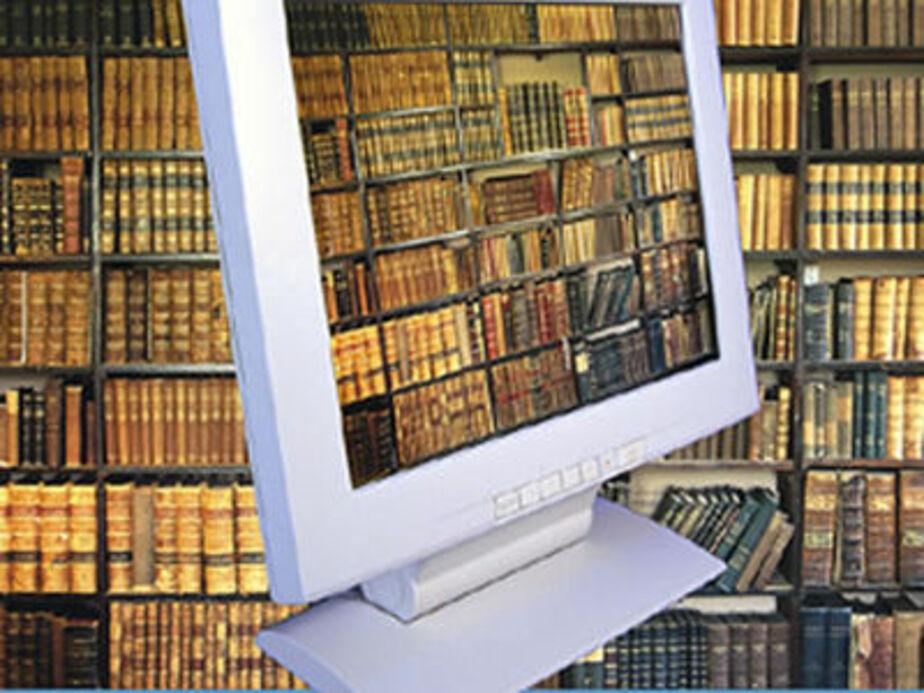 В библиотеках Калининграда оцифруют произведения местных авторов - Новости Калининграда