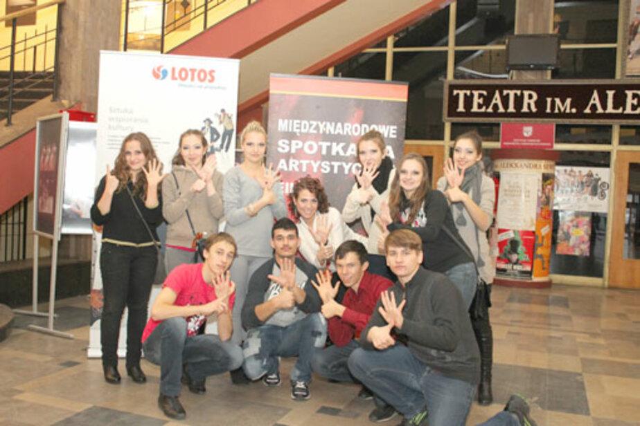 Нашли новых друзей на международном фестивале - Новости Калининграда