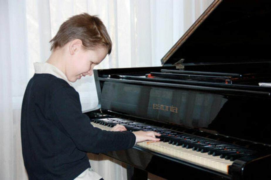 Музыка – это отдых!