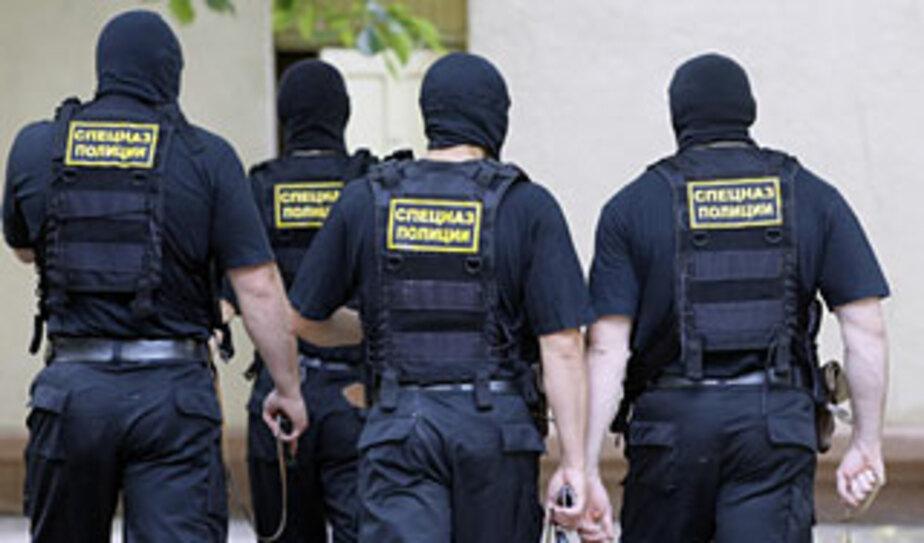 Под Зеленоградском спецназ полиции задержал 10 копателей янтаря - Новости Калининграда