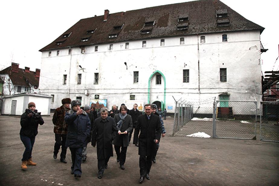 На реконструкцию замка Тапиау планируют привлечь грант Евросоюза - Новости Калининграда
