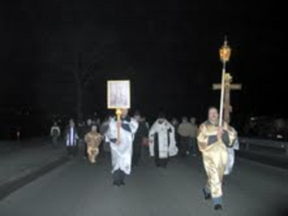В Калининграде пройдет крестный ход и водосвятие - Новости Калининграда