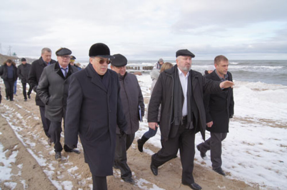 Катастрофа на Куршской косе прозвучала на всю Россию - Новости Калининграда