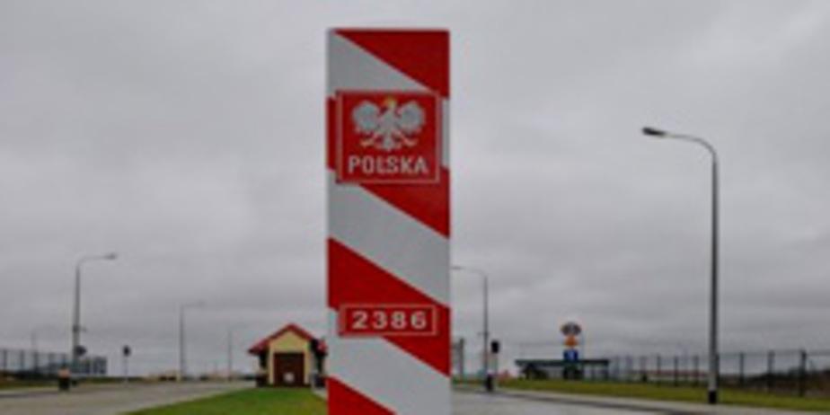 Польша на ночь ограничит въезд через все пункты пропуска - Новости Калининграда