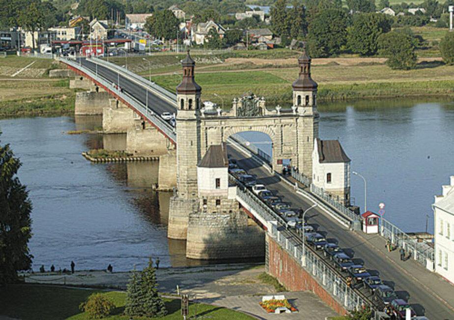 Между Советском и Панемуне Литва и Россия построят мост - Новости Калининграда