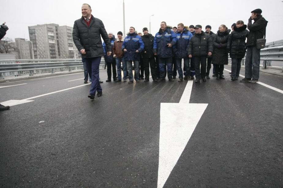Общественный транспорт по Второй эстакаде пустят не скоро - Новости Калининграда
