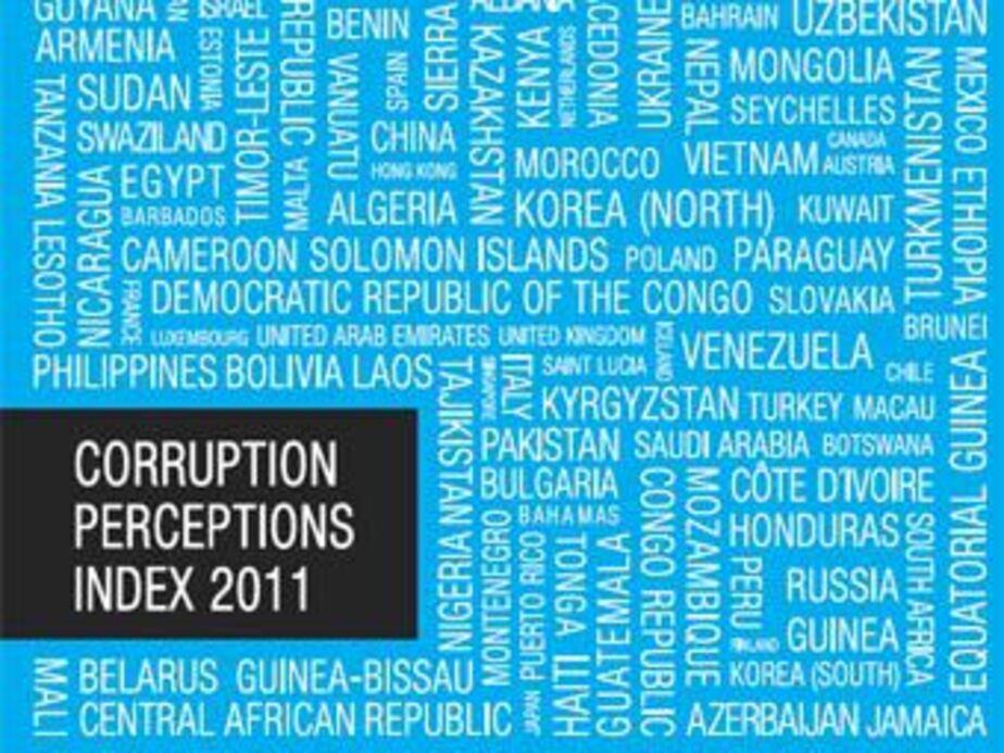 По уровню коррупции Россия догнала Нигерию