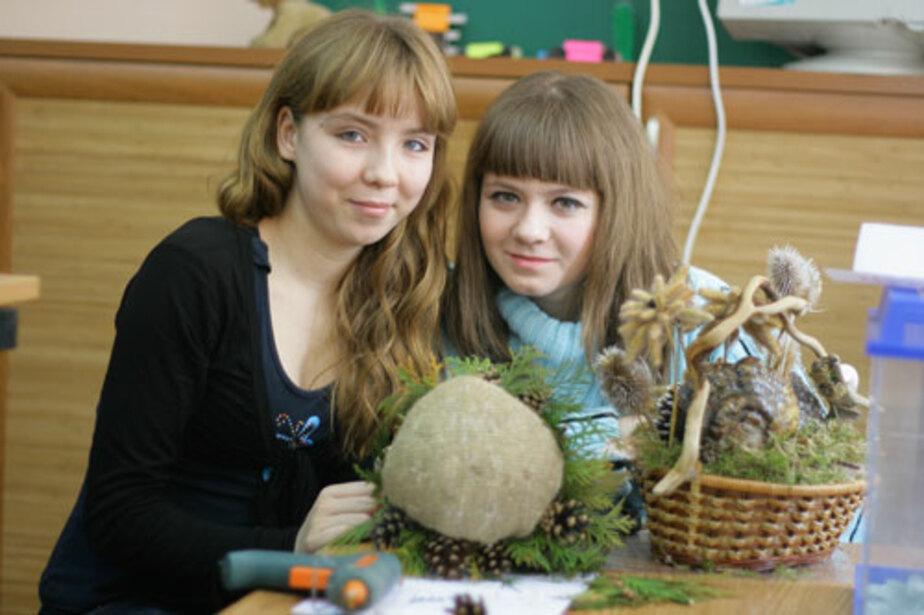 Поделки смастерили всего за час! - Новости Калининграда