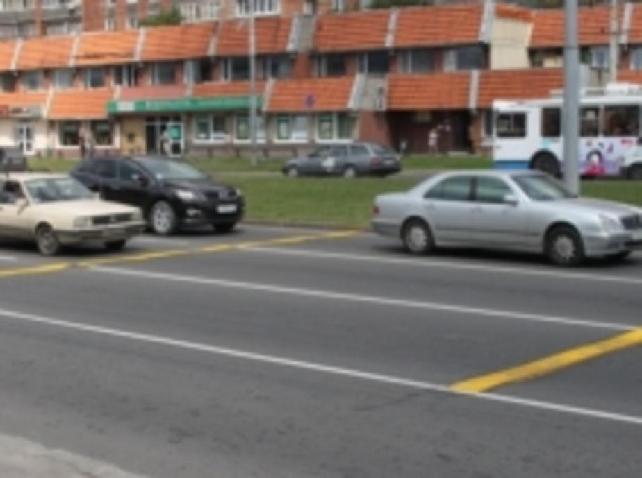 Калининградцы на пл- Победы устроят сбор подписей против шумовых полос - Новости Калининграда