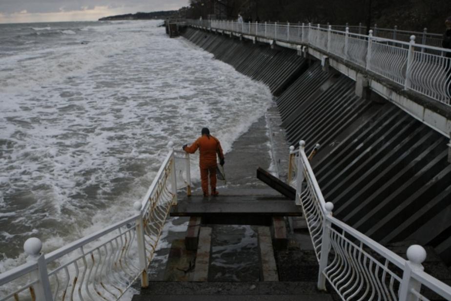 """""""Балтберегозащита"""" об уничтожении пляжей- """"Это вы считаете разрушением-"""" - Новости Калининграда"""