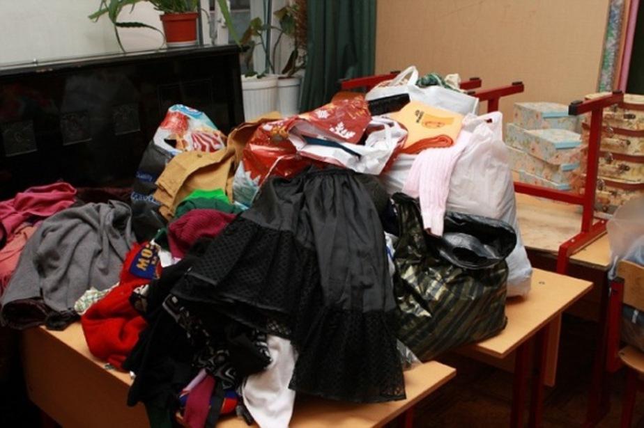 Калининградская полиция объявила о сборе одежды для пациентов психбольниц - Новости Калининграда