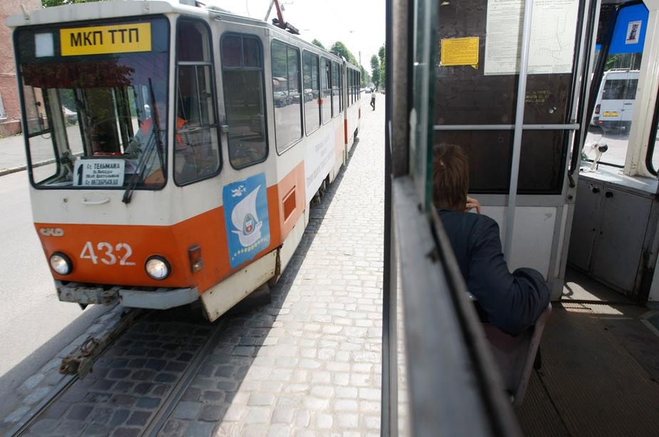 В Калининграде трамвай -1 поменяет маршрут - Новости Калининграда