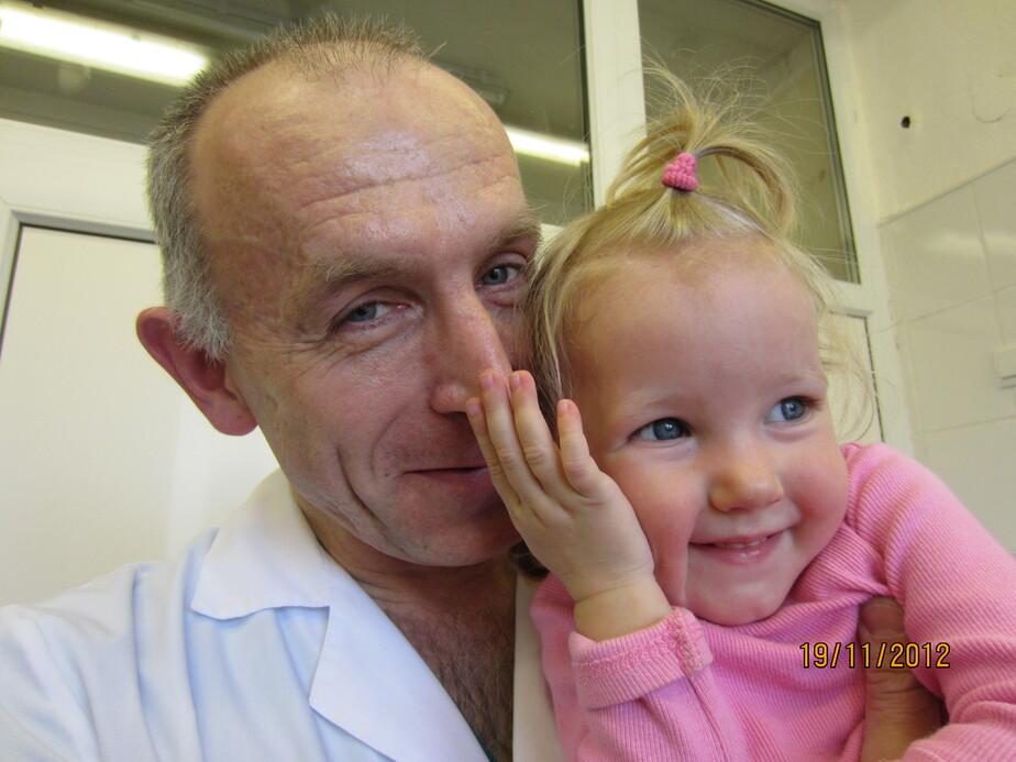 В Калининграде детский хирург спас девочку, родившуюся без пищевода - Новости Калининграда