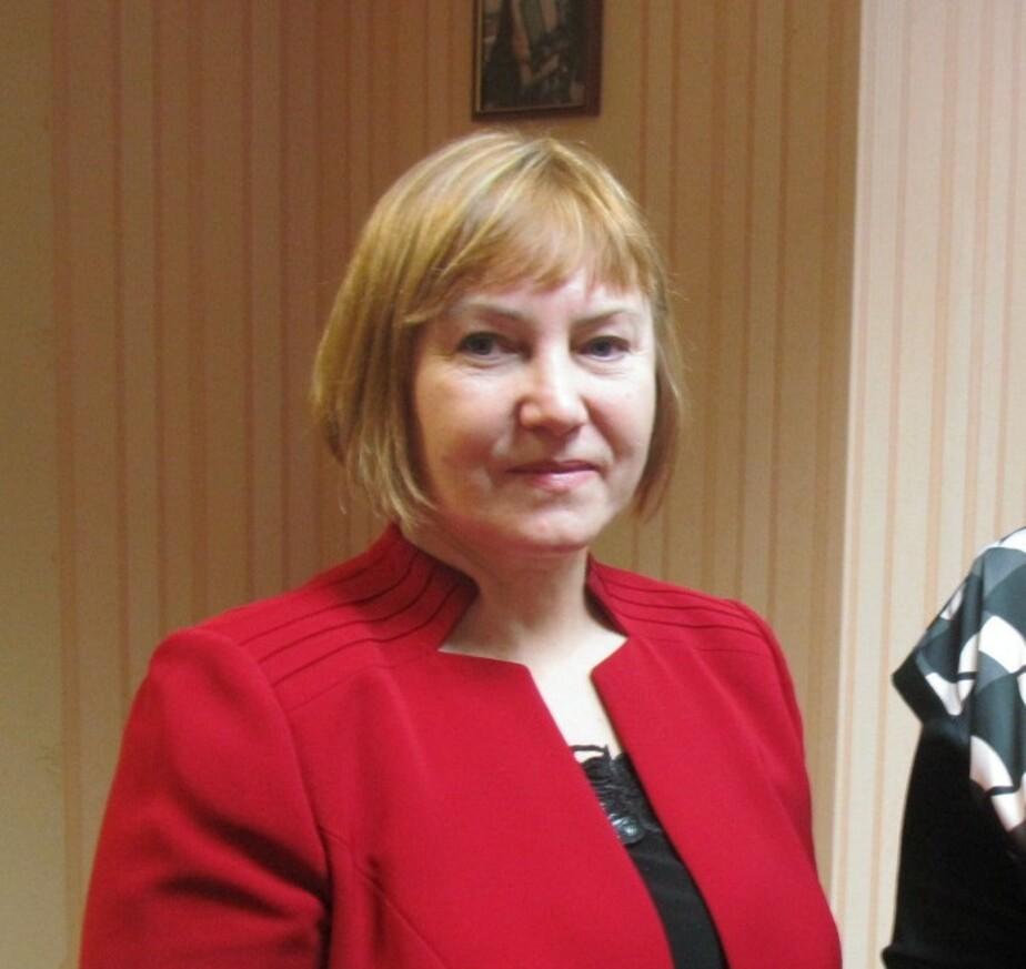 Управляющий ОПФР по области Светлана Малик: В отчетности произошли изменения - Новости Калининграда