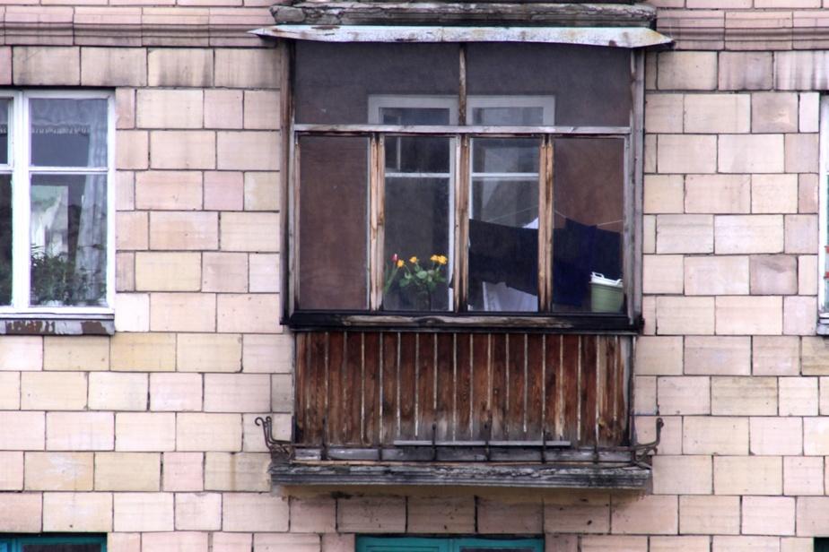 Калининградцы через суд заставили коммунальщиков отремонтировать балкон - Новости Калининграда