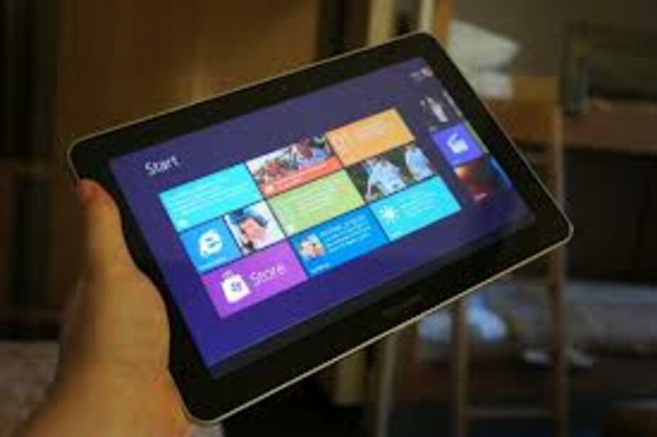 Планшет от Samsung на базе Windows - Новости Калининграда