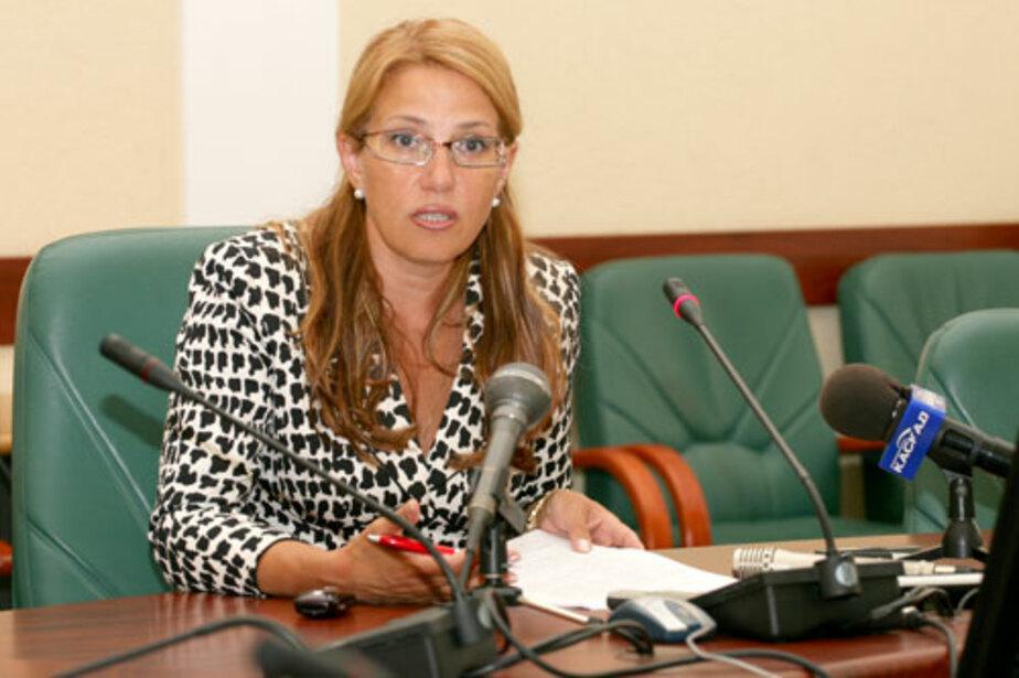Елена Клюйкова принимает поздравления - Новости Калининграда