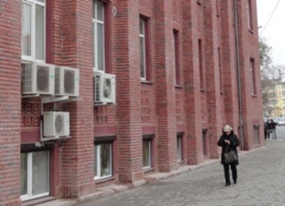 В Калининграде реставрируют здание полицейского управления