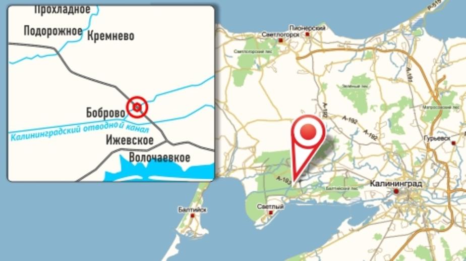 Мост на трассе Калининград-Балтийск отремонтируют за 10 млн- рублей - Новости Калининграда