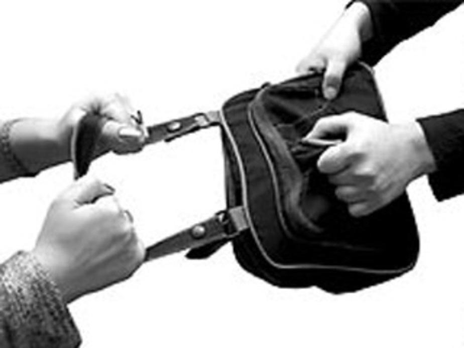 В Калининграде у 74-летней пенсионерки отобрали сумку с 172 тыс- руб - Новости Калининграда