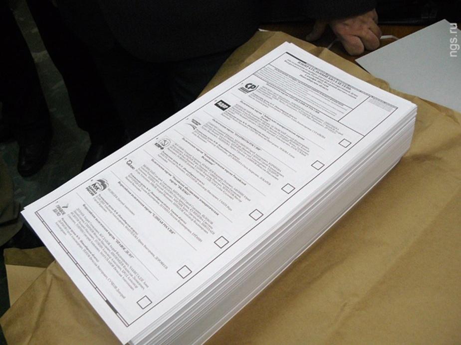 Калининградские моряки выберут президента РФ с помощью самодельных бюллетеней - Новости Калининграда