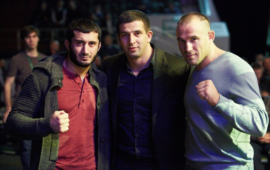 Калининградец стал вице-президентом международной бойцовской лиги - Новости Калининграда