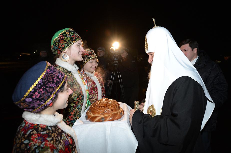 В Калининград прибыл Патриарх Московский Кирилл - Новости Калининграда