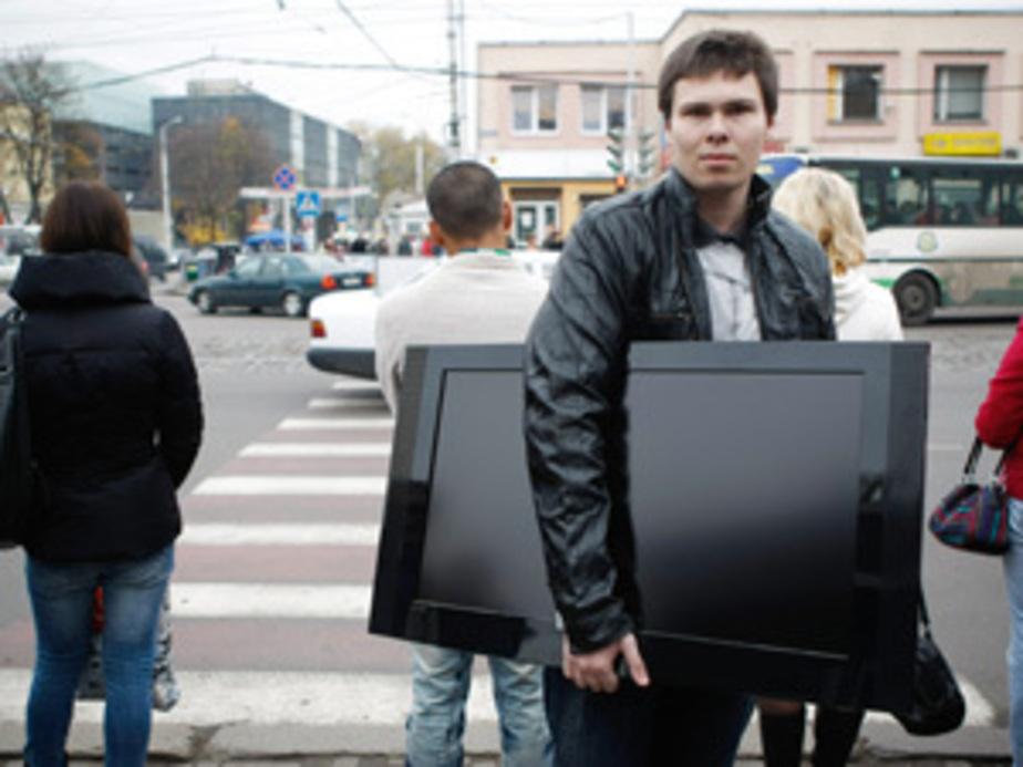 В Калининграде на 10% подорожала бытовая техника