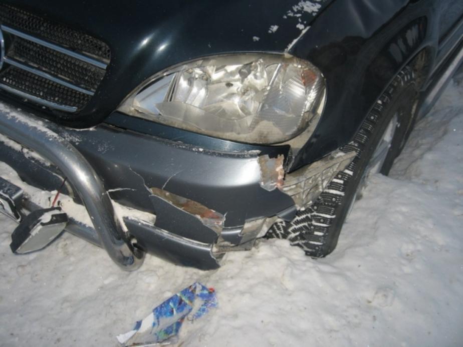 В Калининграде на ул-Озерной сбили 9-летнего ребенка - Новости Калининграда