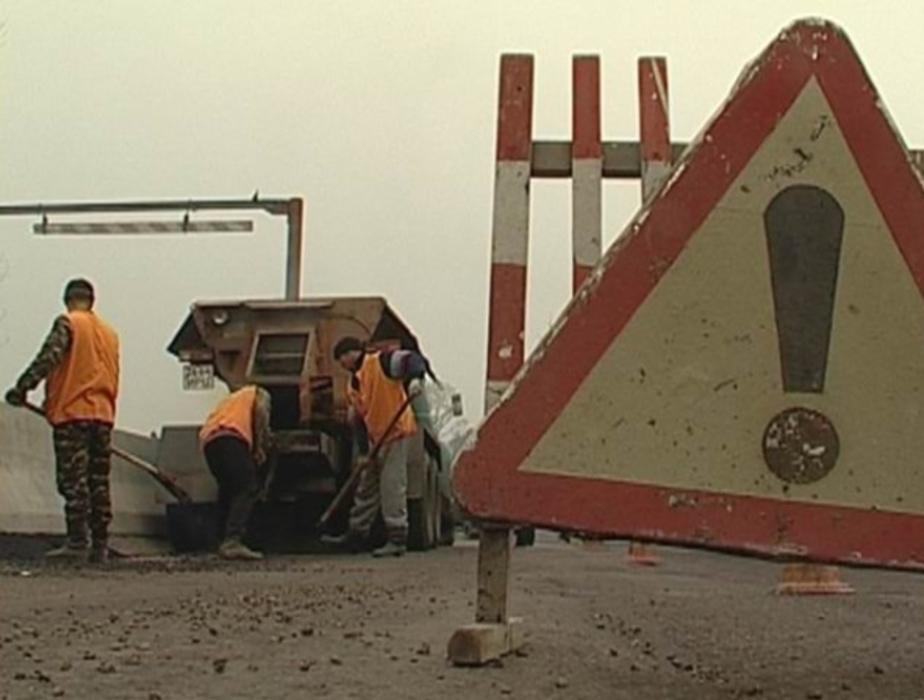 На ремонт дорог в Немане потратят свыше 19 млн- рублей в течение года - Новости Калининграда