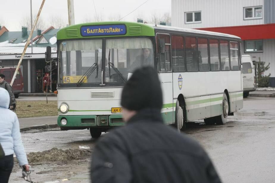 """Проверка ГАИ- Каждый третий автобус -""""БалтАвтоЛайна-"""" оказался неисправным - Новости Калининграда"""