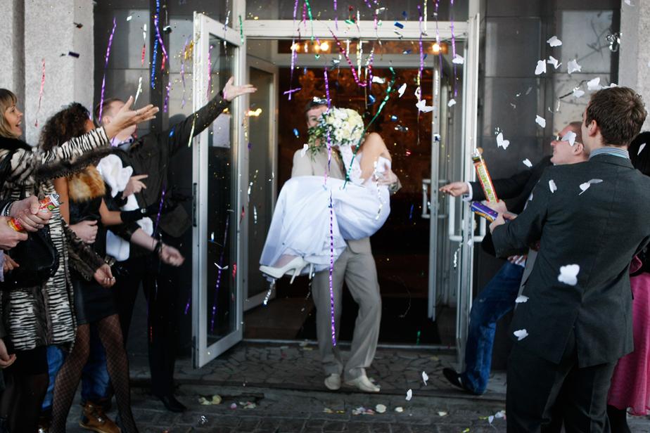 11-11-11 в калининградском ЗАГСе поженилась 41 пара