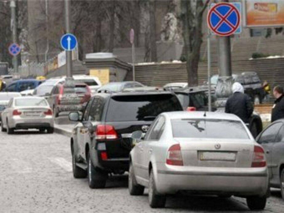 ГИБДД ежедневно штрафует 80 водителей за неправильную парковку - Новости Калининграда