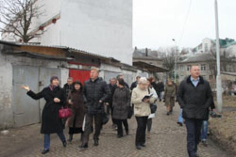 В Калининграде решили сохранить брусчатку на ул- Грига - Новости Калининграда