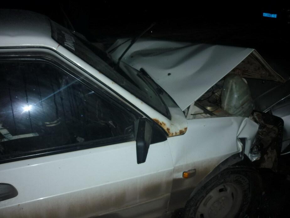 """В Немане """"Ауди"""" врезалась в дерево- два человека погибли - Новости Калининграда"""