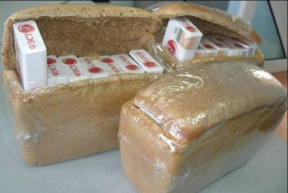 В вафлях- торте- надгробии- хлебе- в каких тайниках поляки вывозят из региона сигареты - Новости Калининграда