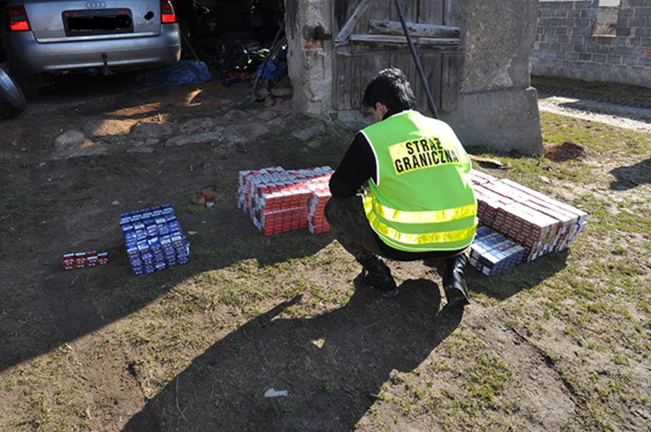 """Польские таможенники задержали 19-летних контрабандистов на """"Ауди А6"""" - Новости Калининграда"""