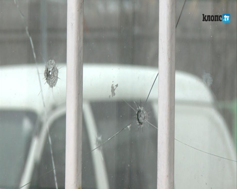 В пос- Васильково парни обстреляли магазин- продавцы которого отказались продать алкоголь - Новости Калининграда