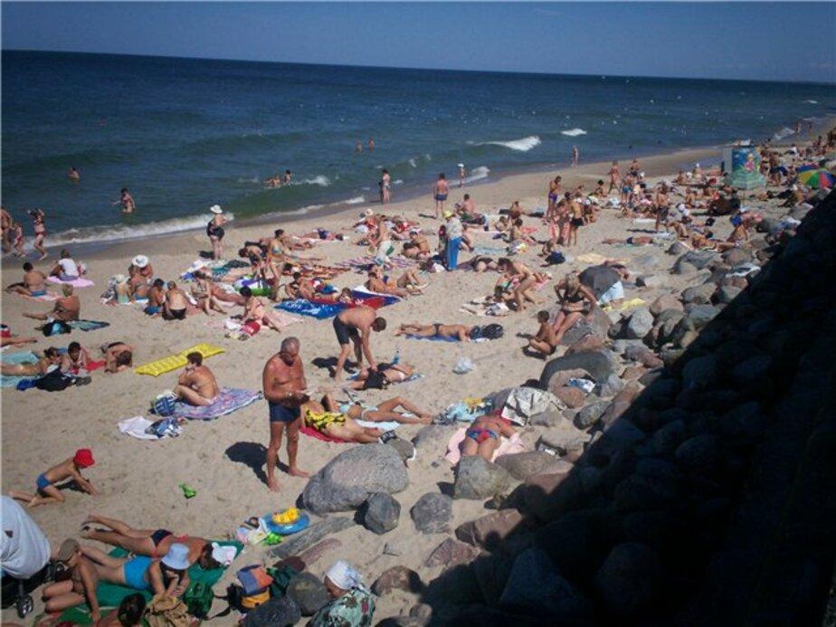 В Зеленоградске спасатели отыскали на пляже потерявшегося 3-летнего мальчика - Новости Калининграда