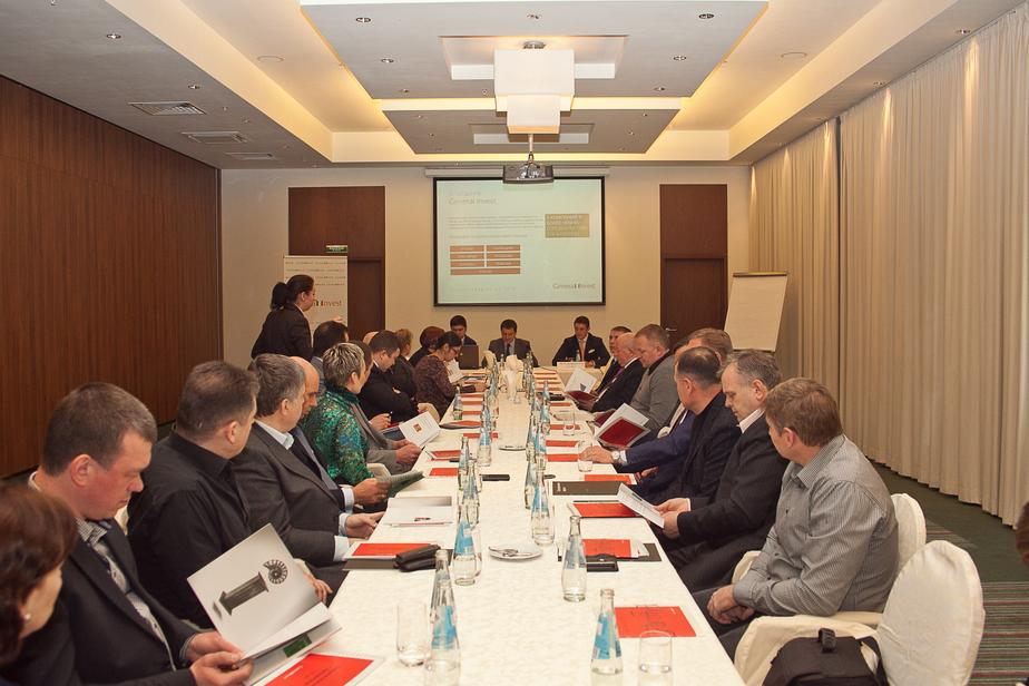 Инвестиционная компания General Invest открыла свое представительство в Калининграде - Новости Калининграда