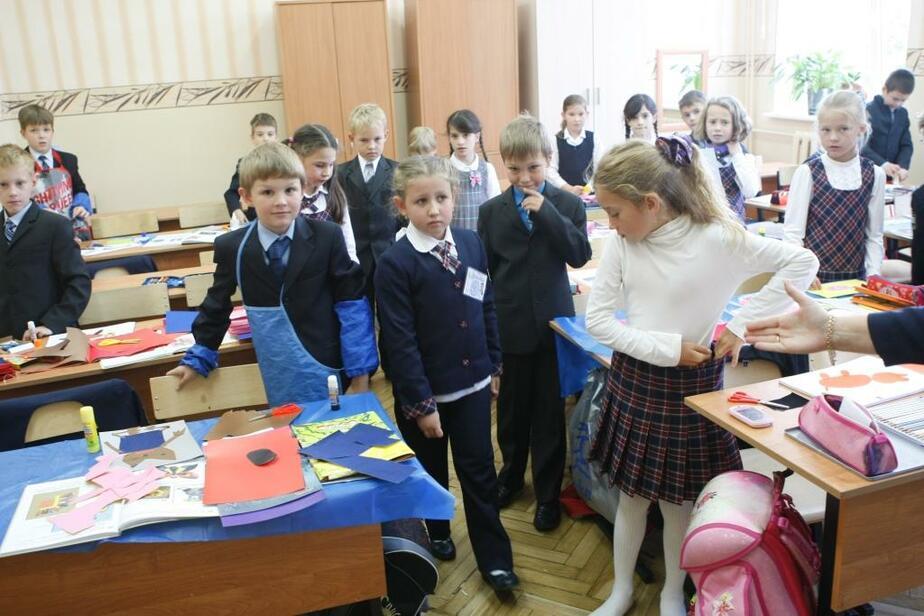 В калининградских школах прием в первые классы начнется 1 марта - Новости Калининграда