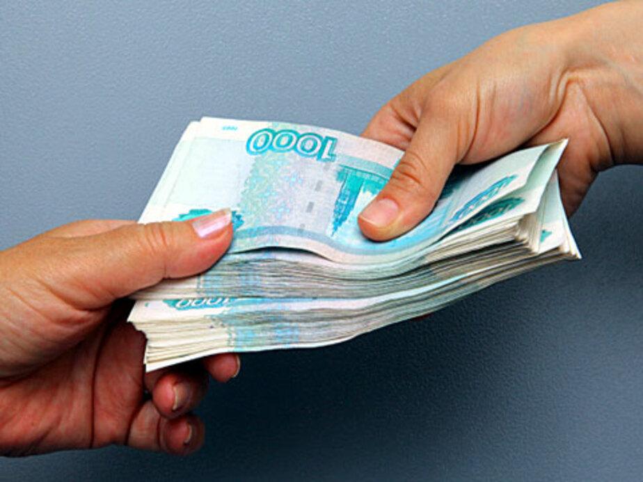 В Калининграде экс-пристава приговорили к сроку и штрафу в 1 млн- руб- - Новости Калининграда