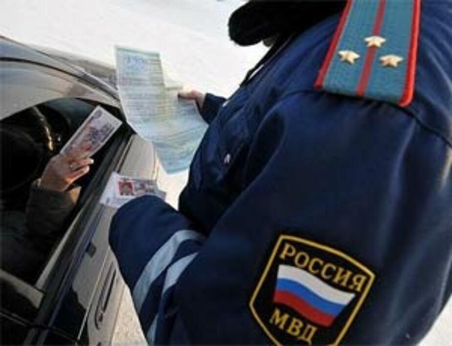 В Калининграде за взятку сотруднику ГИБДД осудили водителя маршрутки - Новости Калининграда