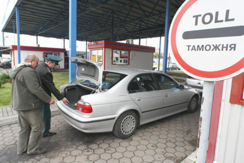 Сколько продуктов и алкоголя можно провезти через границу - Новости Калининграда