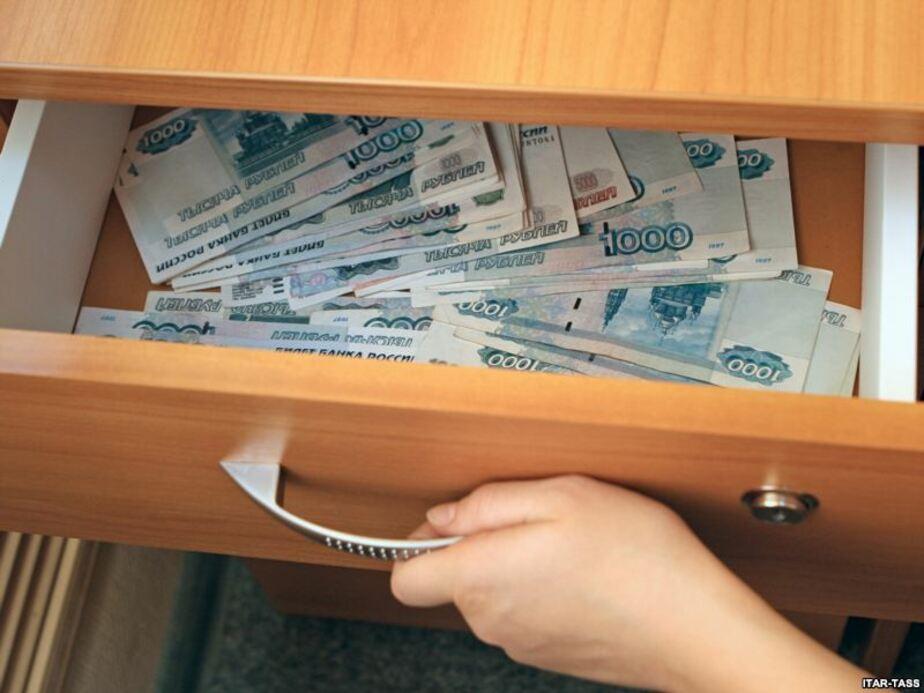 Менеджера из Черняховска подозревают в присвоении 432 тысяч - Новости Калининграда