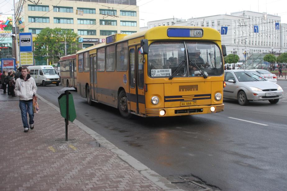 В Калининграде перевозчики отказываются перевозить льготников- если стоимость билетов не будет увеличена - Новости Калининграда